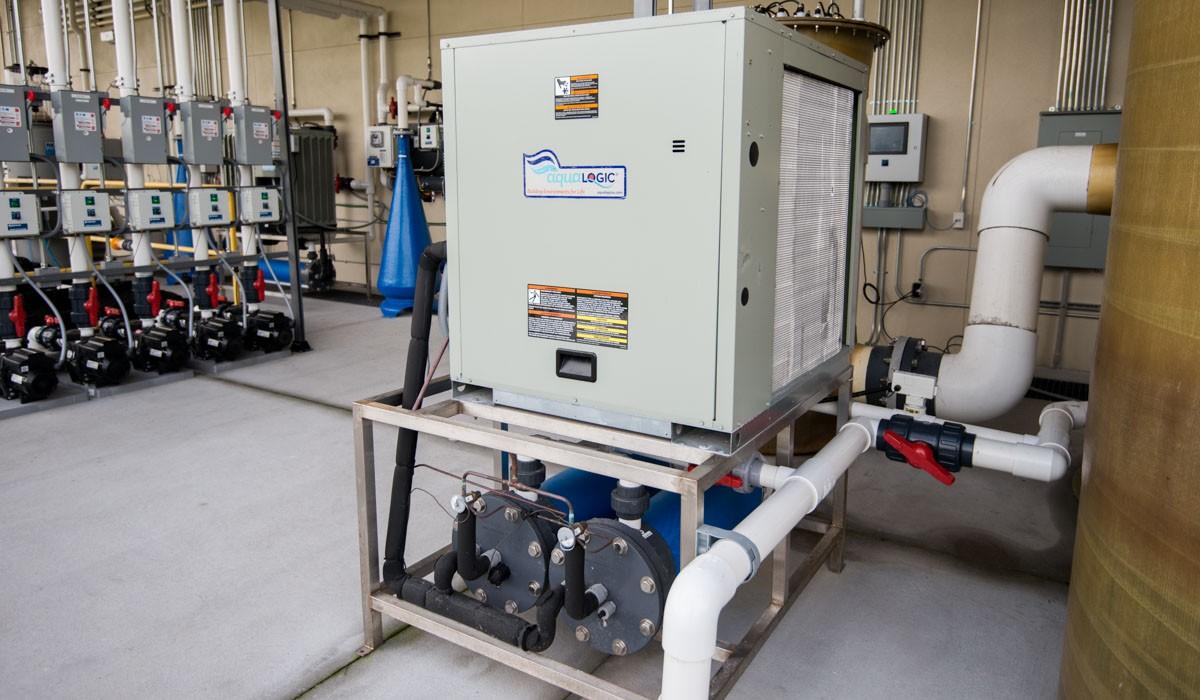 Aqua Logic Multi Temp Water Chiller