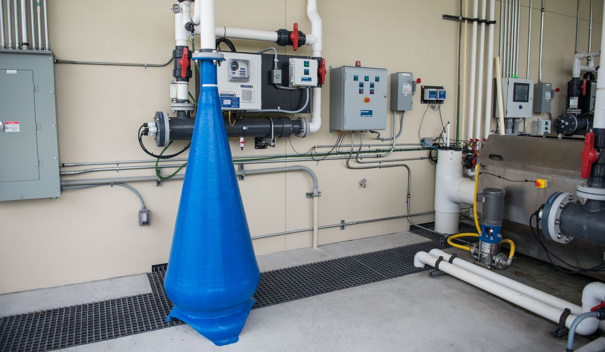 Sweetwater Oxygen/Ozone Contact Cones