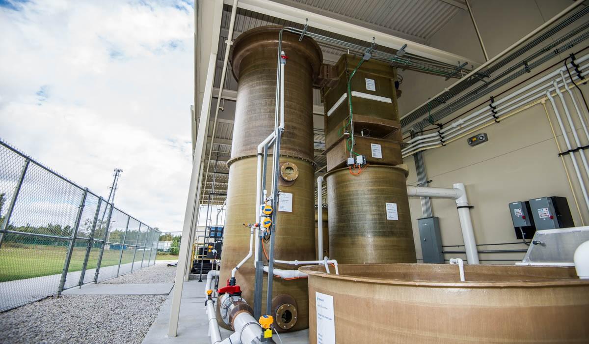 Cyclonic BioReactor