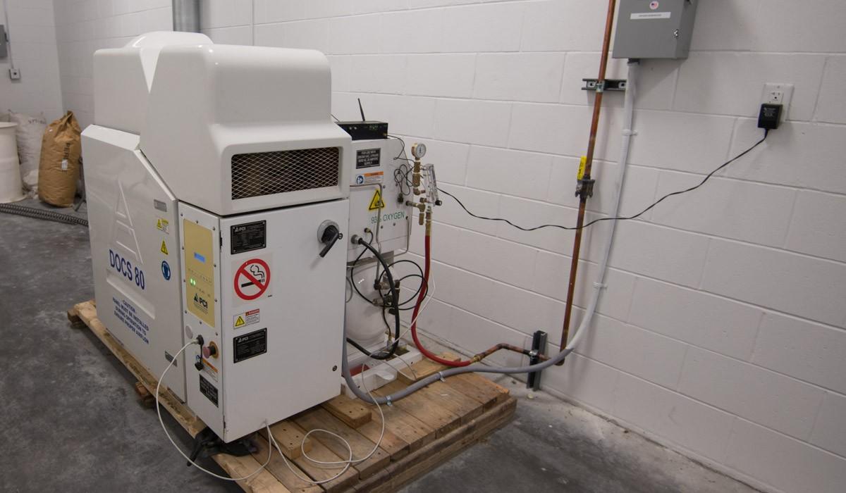 PCI Oxygen Generator