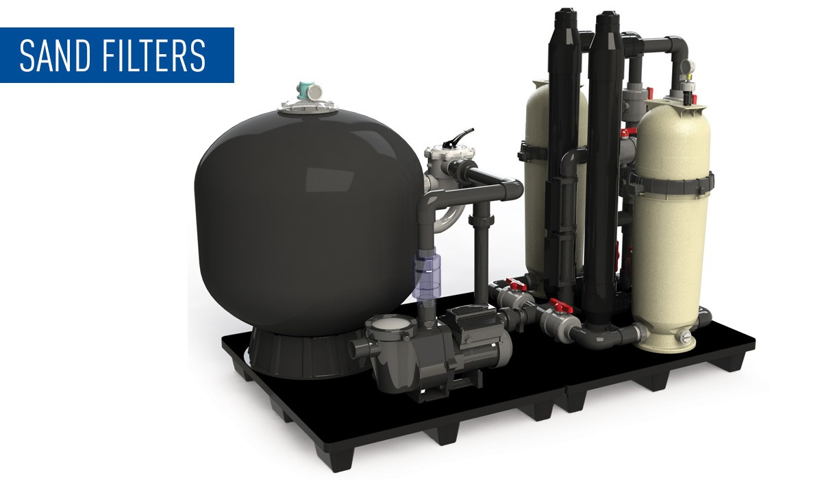 Commercial Filtration Systems