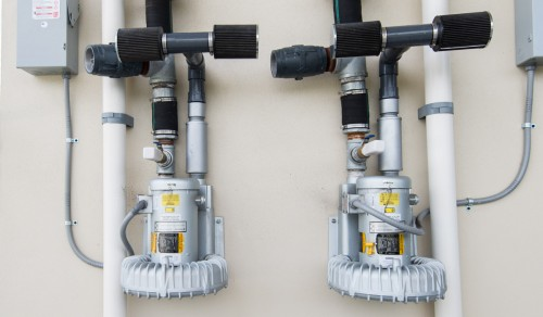 Miniature Regenerative Blowers : System d equipment